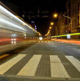 Čekání na šalinu (tramvaj)