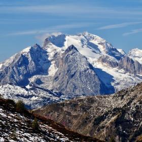 Marmolada - Dolomity