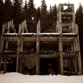 Bývalý důl OTTO