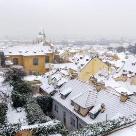 Bílá Praha