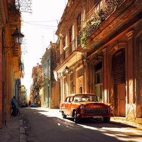 V uličce Havany