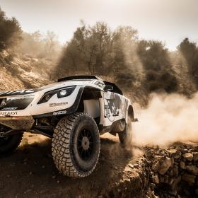 Rallye OiLibya Maroc 1