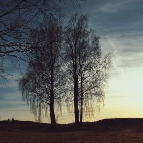 Jarní soumrak
