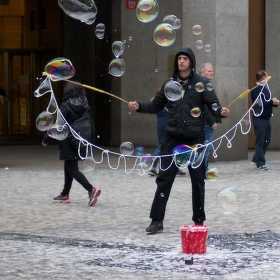 Bublinář