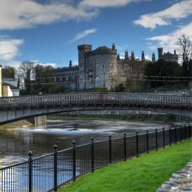 * Kilkenny Castle *