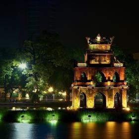 Želví věž
