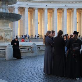 Vatikánské zastavení