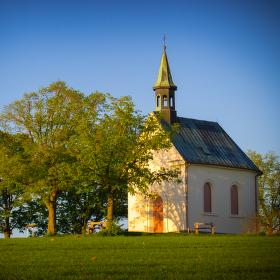 Líšeňský kostelíček