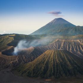 Vulkán Bromo