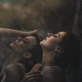 Eliška s Denisou