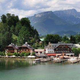 U jezera Königsee