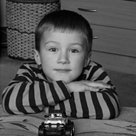 malý kluk
