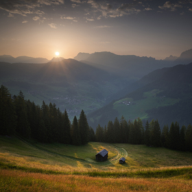 Alpský východ