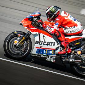 Letec MotoGP Jorge Lorenzo