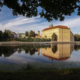 zámek Poděbrady