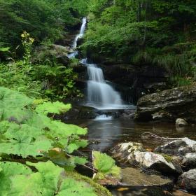 Borový vodopád