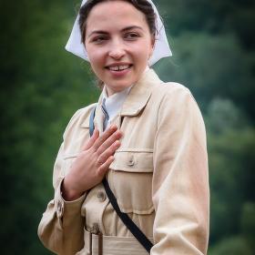 Zdravotná sestra 1941