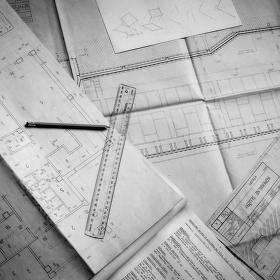 Architektura na papíře