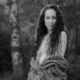 Lesní portrét