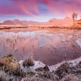 Loch Ba_Rannoch Moor_Skotsko