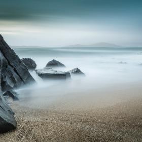 Bagh Steinigidh_Isle of Harris_Skotsko