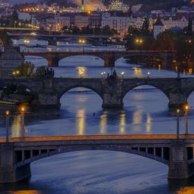 Mosty za soumraku
