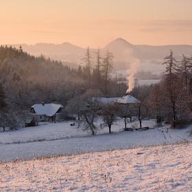 Zimní odpoledne