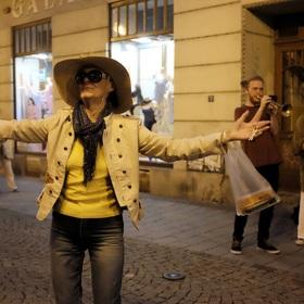 Tanec na ulici