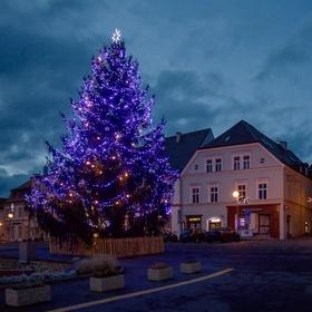 Vánoce v Tachově