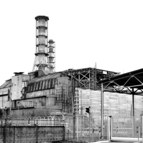 Way to Chernobyl reactor 4