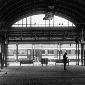 ... sejdeme se na nádraží