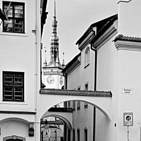 Olomoucká procházka