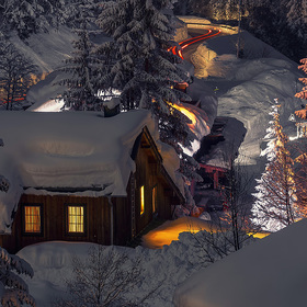 Reklama na sníh
