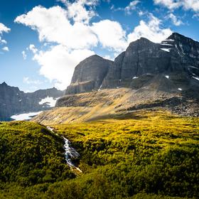 Renndalskamman mountain
