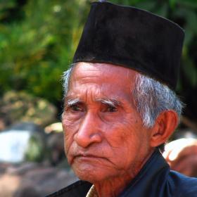 Starý pán ze Sumby