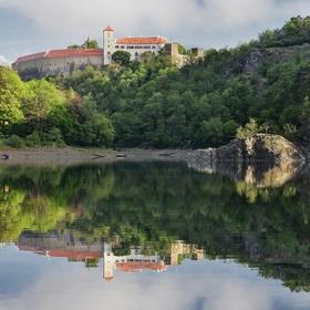 Hrad Bítov - hrad plný překvapení