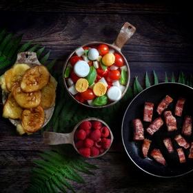 Low Carb snídaně