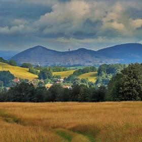 Panorama na Štramberk