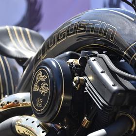 HD motocykl