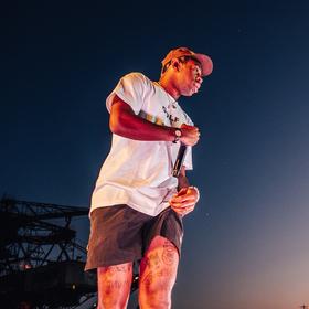Tyler The Creator na Melt! Festivalu v Německu