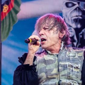 Iron Maiden v Praze 2018