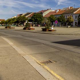 Třebíčské náměstí