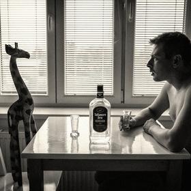 #noselfies, Autoportrait