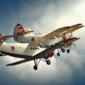 3 X AN-2 Andula