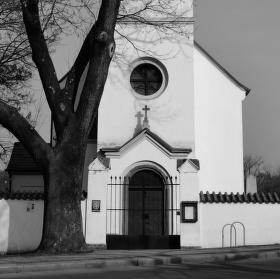 Kostel v Dubči