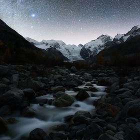 Ledovcové Údolí