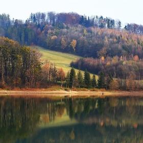 Větřkovická přehrada