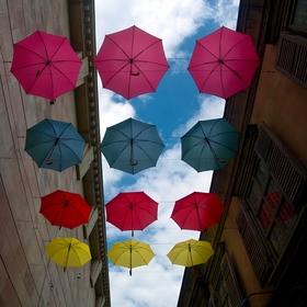 Deštníková