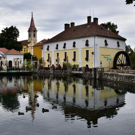 Tapolca - Malom-tó