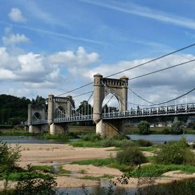 Most přes Loiru